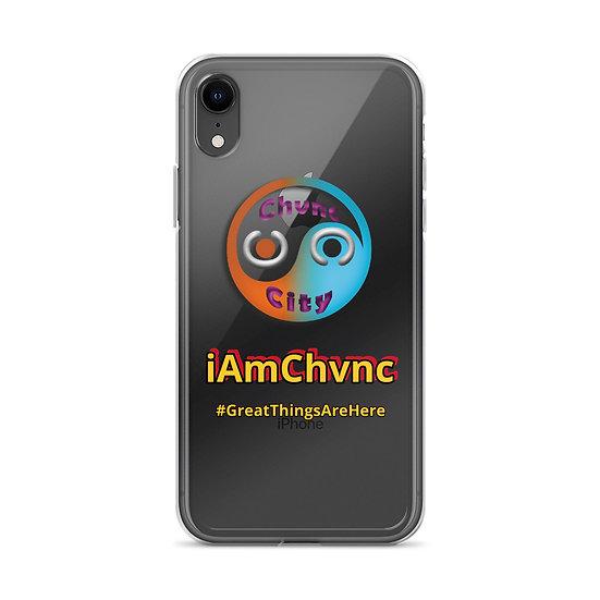 Chvnc City iPhone Case