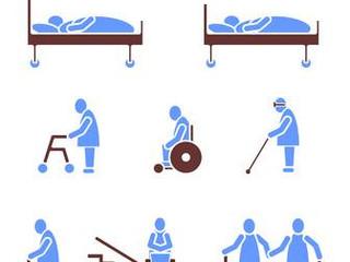 Vermehrte Bedürfnisse nach ärztlichem Behandlungsfehler oder Verkehrsunfall.