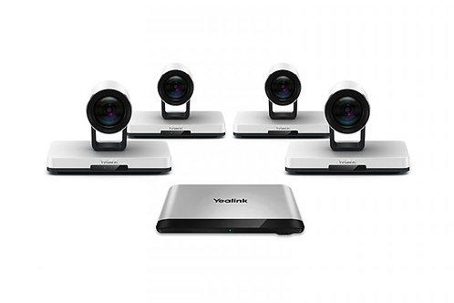 VC880 – Solução multicâmera com suporte para 9 câmeras
