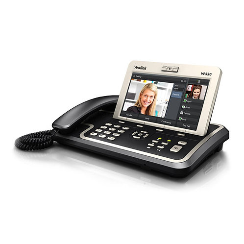 VP530 YEALINK VIDEO TELEFONE IP