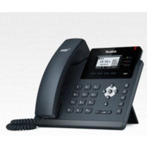 APARELHO TELEFÔNICO DE IP MODELO - SIP T40P - COR PRETO - YEALINK
