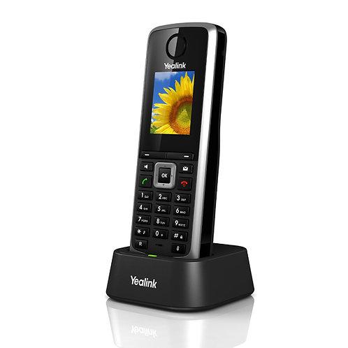 APARELHO TELEFÔNICO DE BUSINESS HD DE IP DECT PHONE MODELO W52H - YEALINK