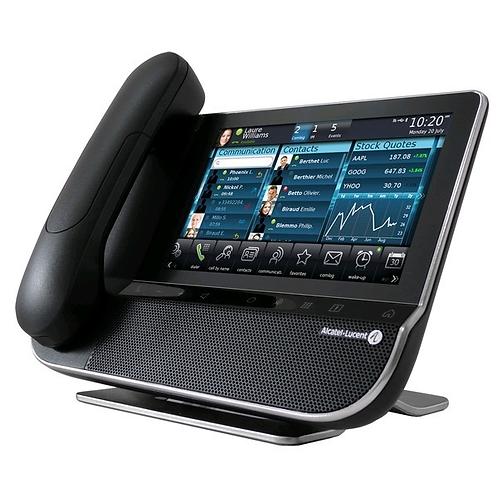 APARELHO TELEFÔNICO DE IP OMNITOUCH MY IC PHONE 8082 - ALCATEL LUCENT