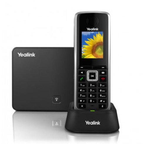 APARELHO TELEFÔNICO DE BUSINESS HD DE IP DECT PHONE MODELO W52 - YEALINK