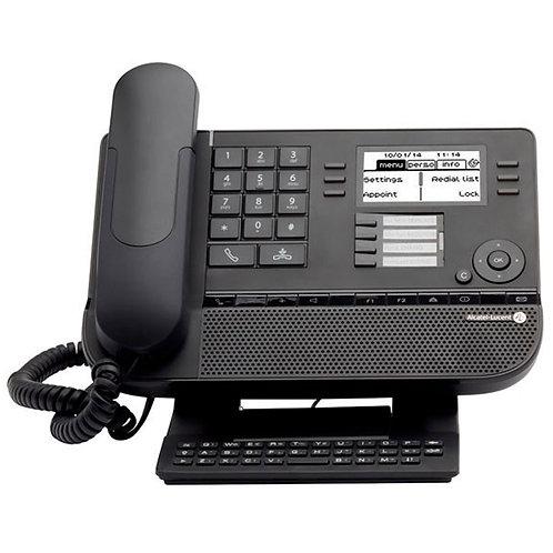 APARELHO TELEFÔNICO DIGITAL MODELO 8039 COR PRETO - ALCATEL-LUCENT