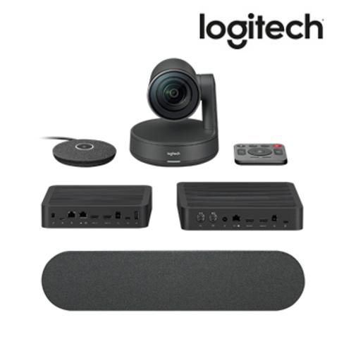 RALLY - Sistema Premium Ultra-HD ConferenceCam com Controle Automático da Câmera