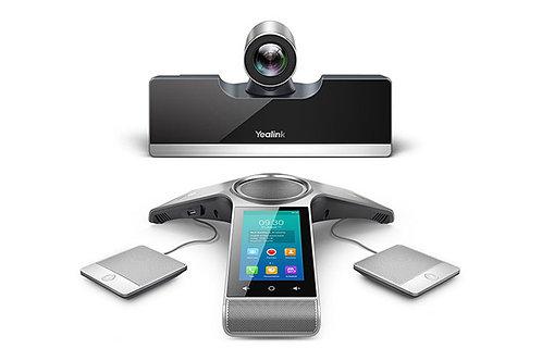 VC500 - Comunicação Realista para Salas de Reunião Pequenas e Médias