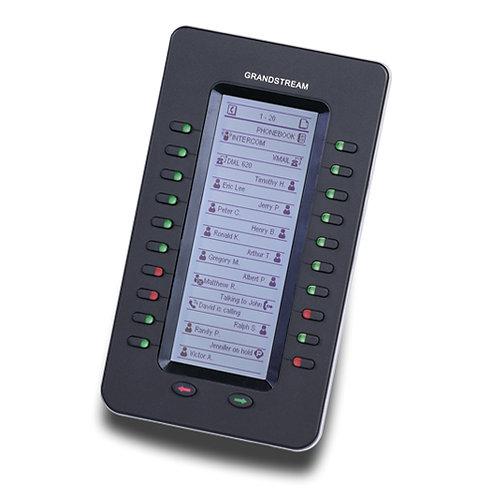 APARELHO TELEFÔNICO MODELO GXP 2200 EXT COR PRETO - GRANDSTREAM