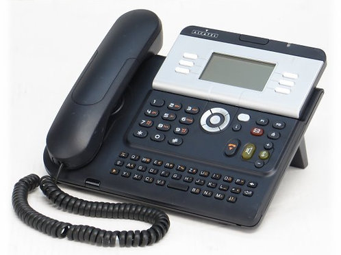 APARELHO TELEFÔNICO IP ALCATEL LUCENT MODELO 4028 SEMI NOVO SEMI NOVO