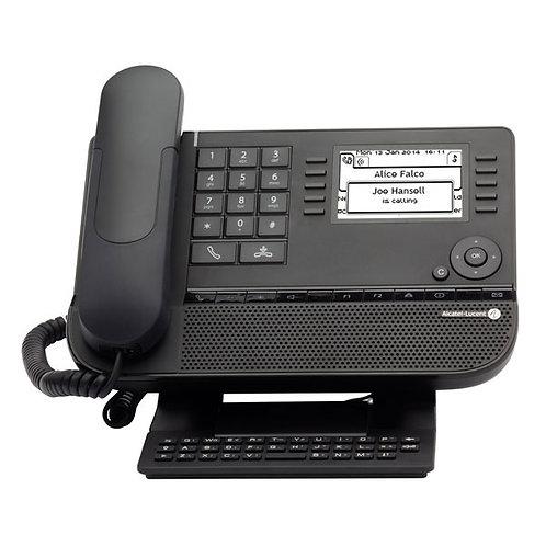 APARELHO TELEFÔNICO DE IP MODELO 8038 - COR PRETO ALCATEL-LUCENT