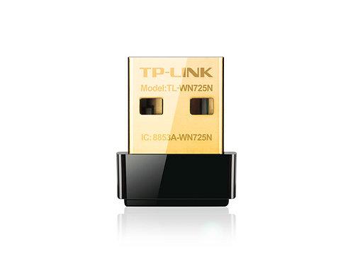 NANO ADAPTADOR USB WIRELESS MODELO N150MBPS TL-WN725N - TP-LINK