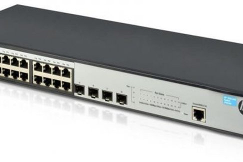 SWITCH HP 1920-24G-POE+ (370W)