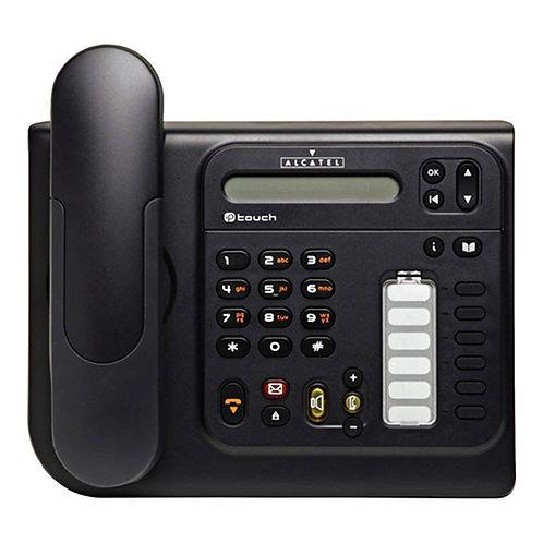 APARELHO TELEFÔNICO DIGITAL MODELO 4019 COR PRETO - ALCATEL-LUCENT
