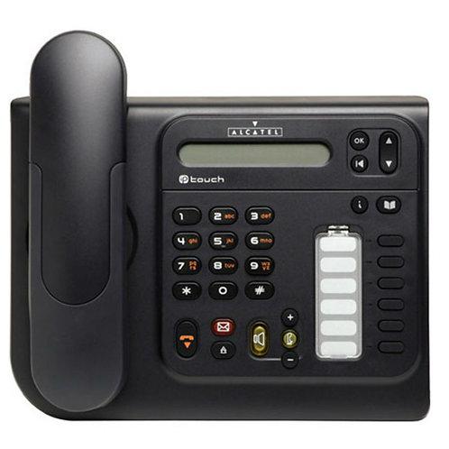 APARELHO TELEFÔNICO IP ALCATEL LUCENT MODELO 4018 SEMI NOVO SEMI NOVO
