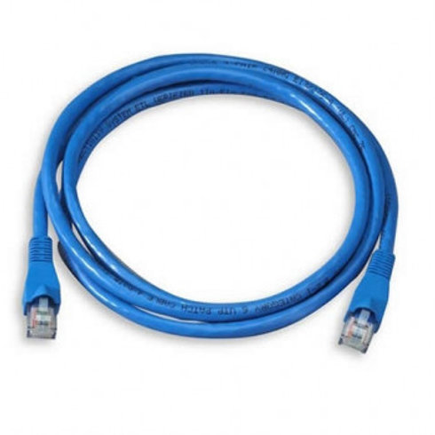 CABO PATCH CORD 1M AZ - CAT5E - LEGRAND