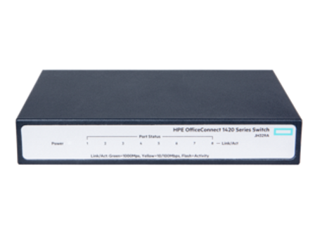 SWITCH HPE OFFICECONNECT 1420 8G