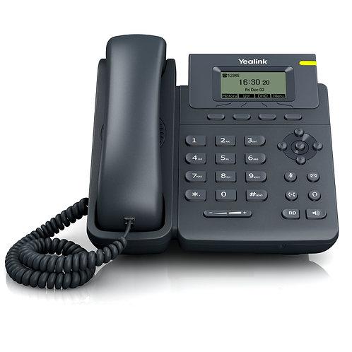 APARELHO TELEFÔNICO DE IP MODELO - SIP T19P E2 - COR PRETO - YEALINK