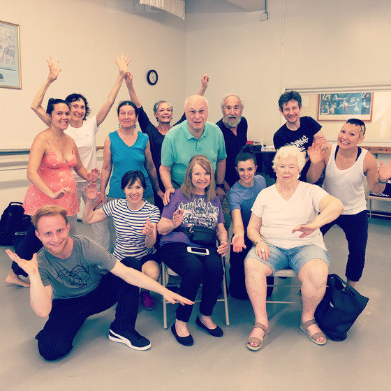 Popping For Parkinson's NYC Workshops