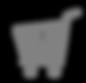 Warenkorb-Symbol - Grau