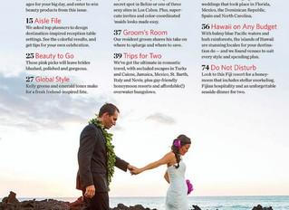 Destination Weddings Magazine