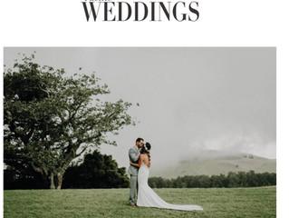 Country Wedding Among the Rolling Hills of Waimea | Hawaii Real Wedding