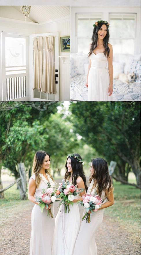 Hawaii Wedding With Pretty Island Style