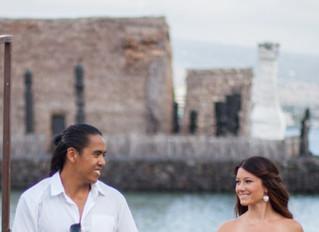 Kailua Kona Wedding Anniversary