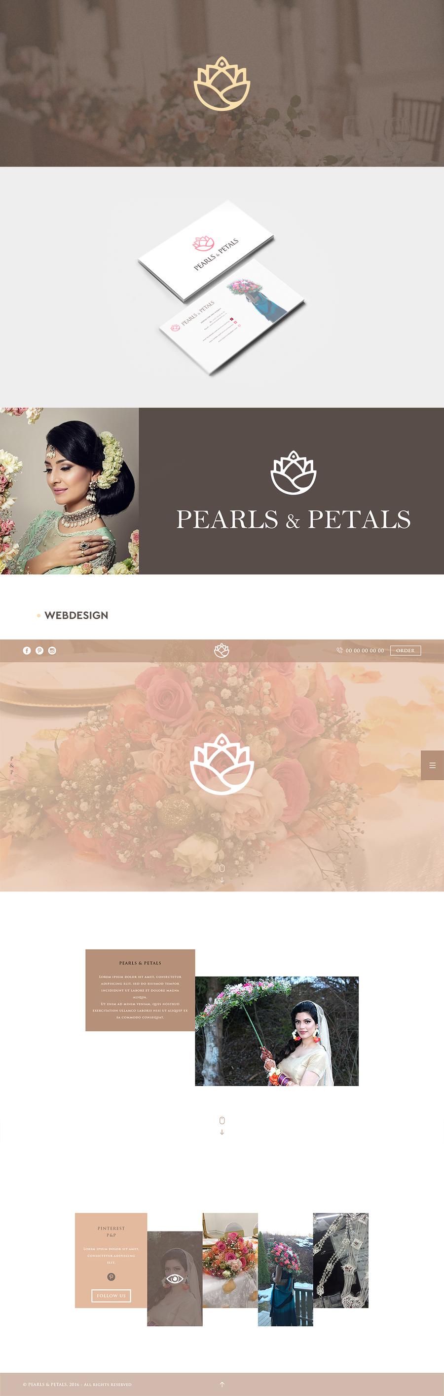 Pearls & Petals