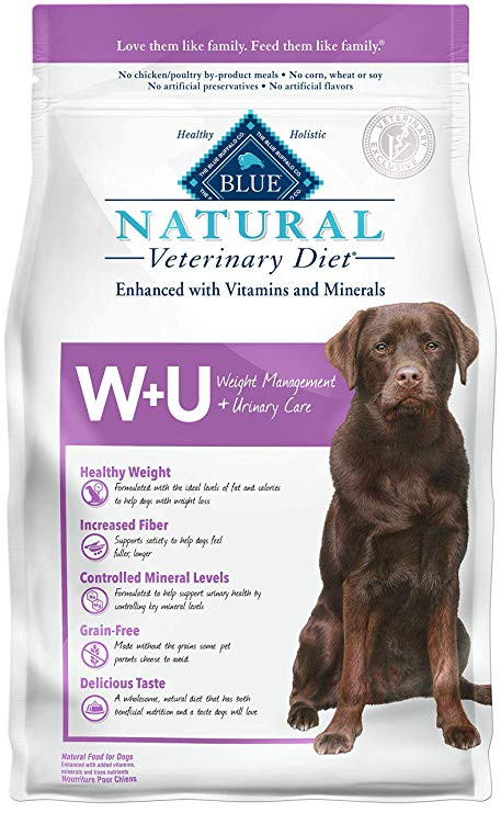 Now weight management dog food