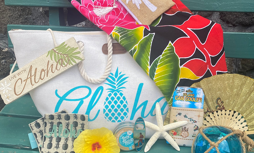 Mahai'ulas Beach Bag