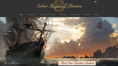 Sober Inspired Pirates