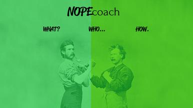NopeCoach