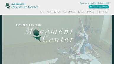 Gyrotonic Movement Center