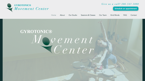 Gyrotonic Movement Center