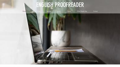 English Proofreader