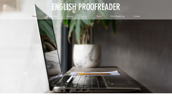 English Proofreader