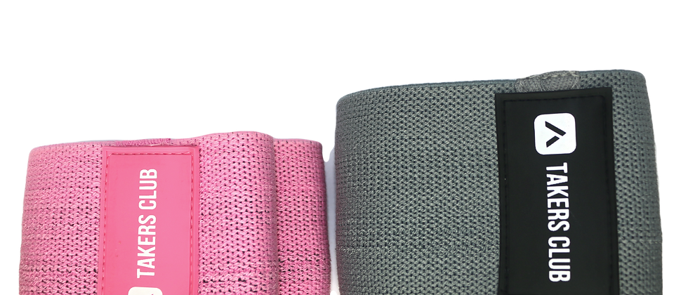 Medium Non Folding Resistance Bands