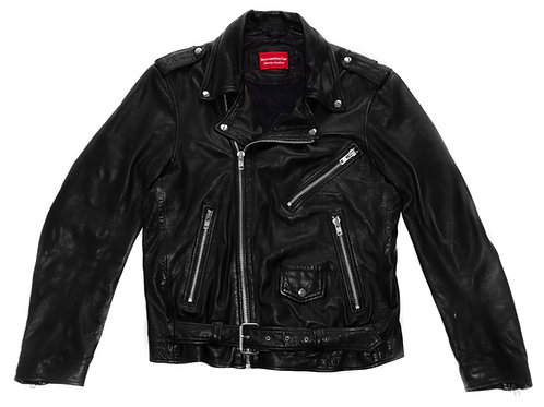"""free as a bird"" BIKER JACKET"