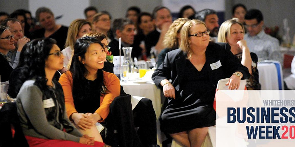 Whitehorse Women Business Lunch