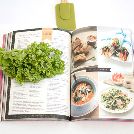 Prepare weeknight meals by batch cooking & freezing