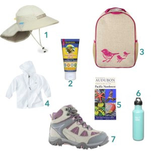 Nature Nursery School Essentials
