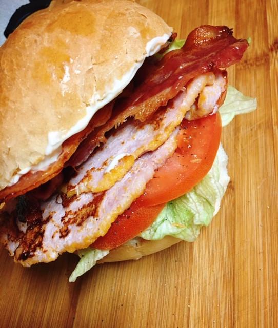 Double Bacon