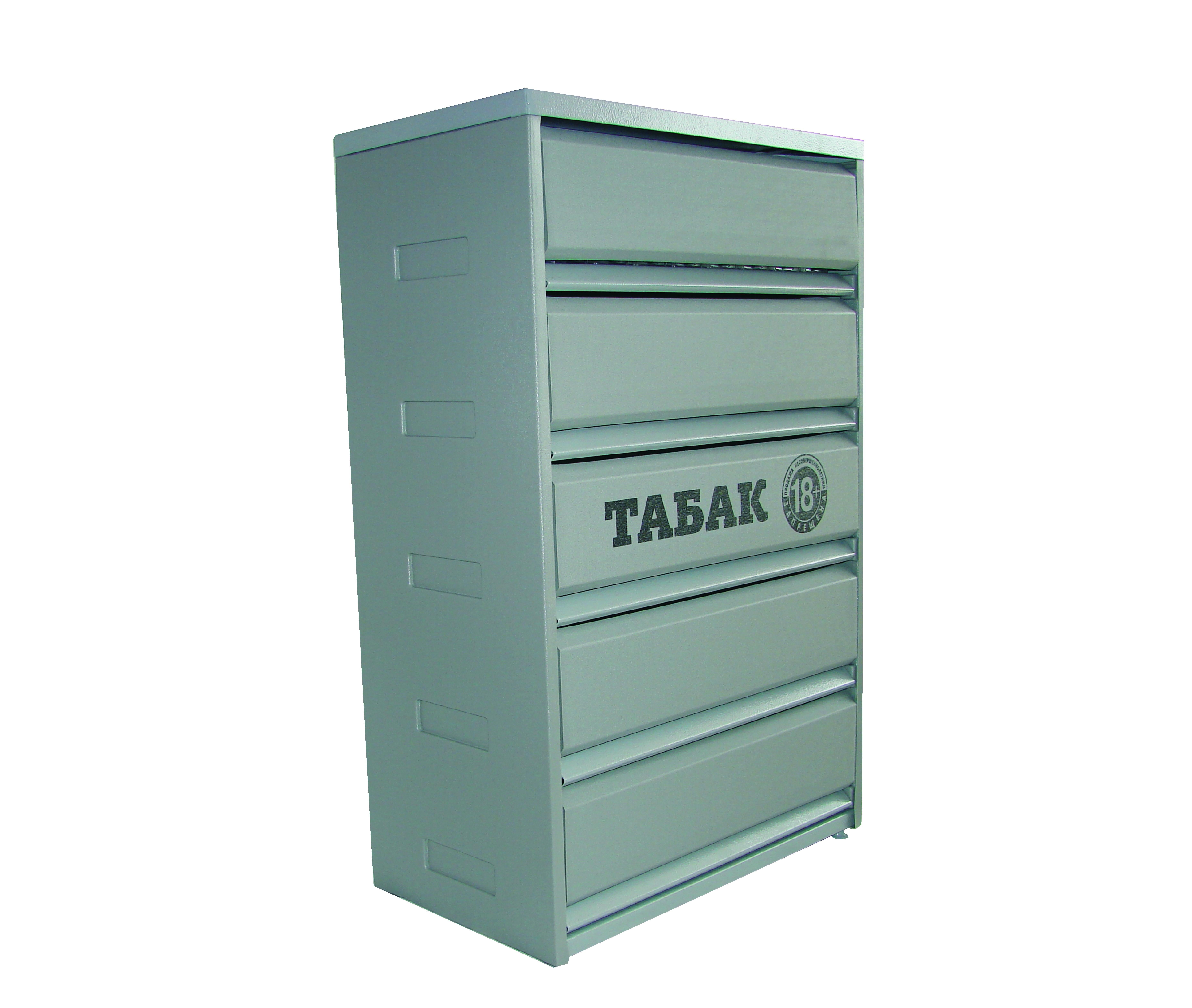 Шкаф пятиярусный от 35 620 рублей