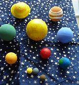Mini-planètes