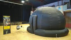 Notre dernier dome planétarium HD