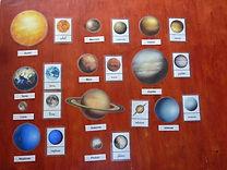 jeu des paires système solaire