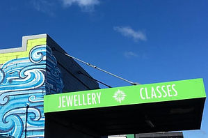 Whau Studios jewellery classes Auckland