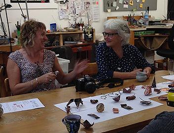 Whau Studios jewellery classes Auckland