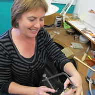 Whau Studios jewellery classes Auckland Dorothy de Lautour
