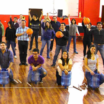 Entrenamientos PERCUACTION